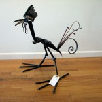 Joe Brooks Iron Art: Bird