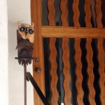 Joe Brooks Iron Art: Owl